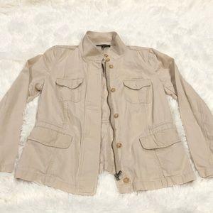 {Talbots} Light Jacket